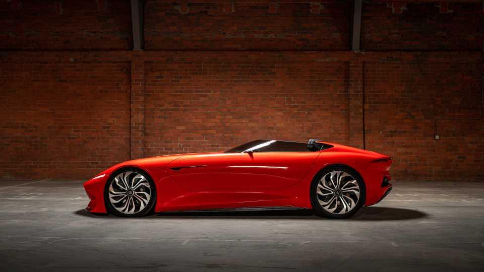 Karma SC1 Vision Concept 4k跑车壁纸